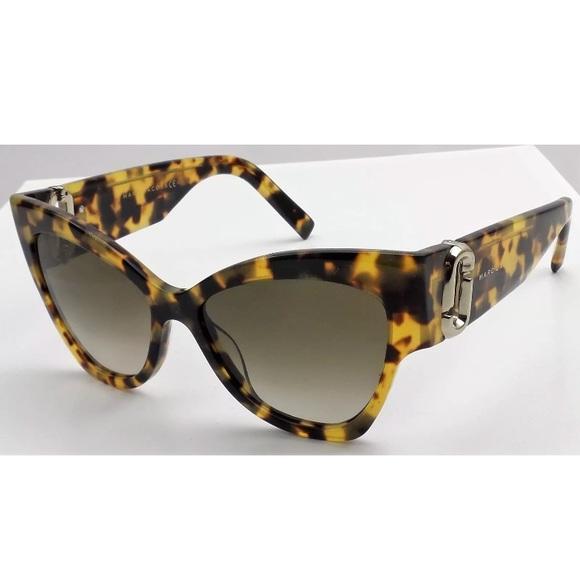 582f3534c8f Marc Jacobs Cat Eye Tortoise Sunglasses Authentic